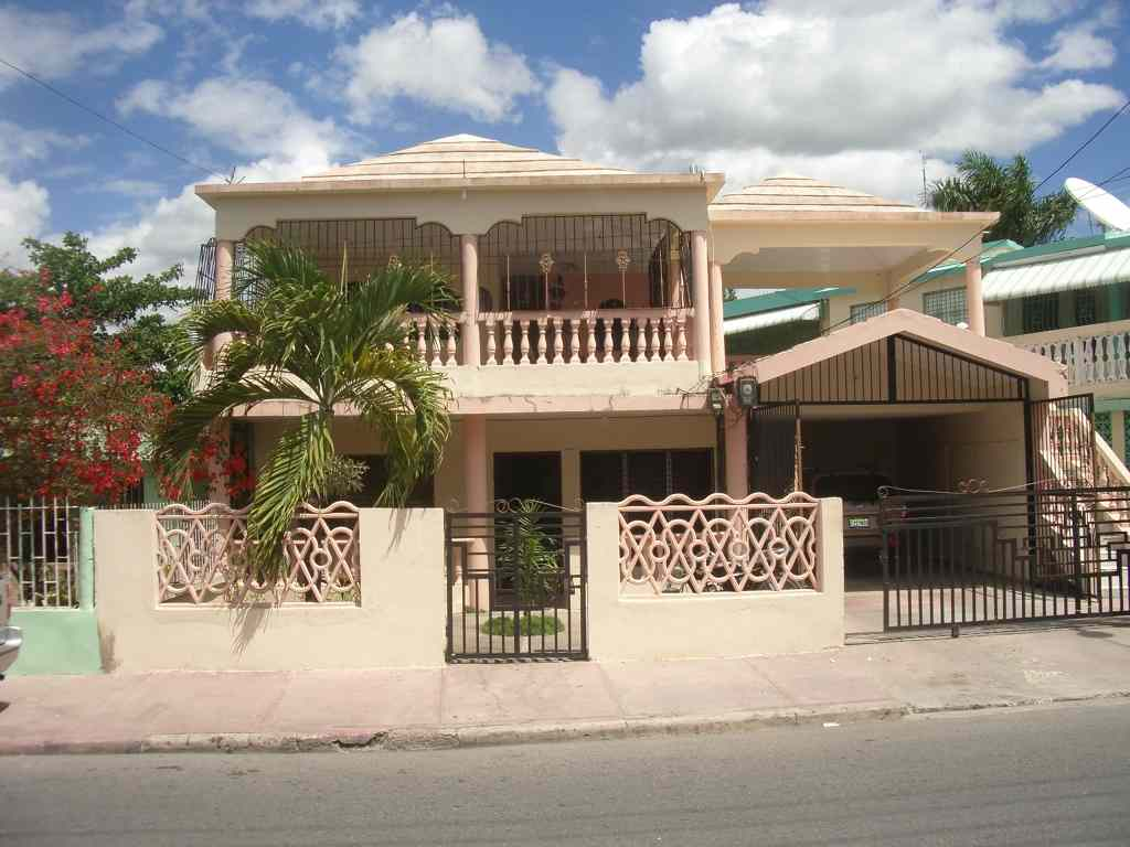 A nice house in Boca Chica